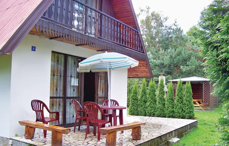 Holiday cottage with 2 bedrooms on 50 m² in Sobótka