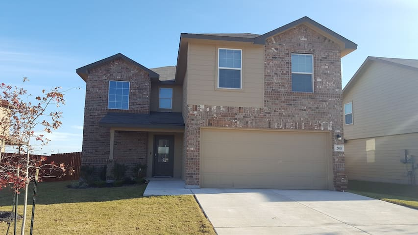 Welcome to our family-friendly home in Cibolo!