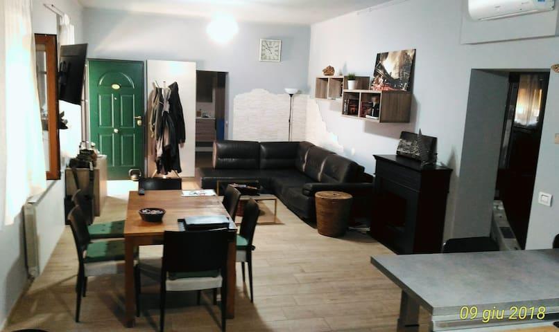 Casa di Laura e Shiva - Laura and Shiva house