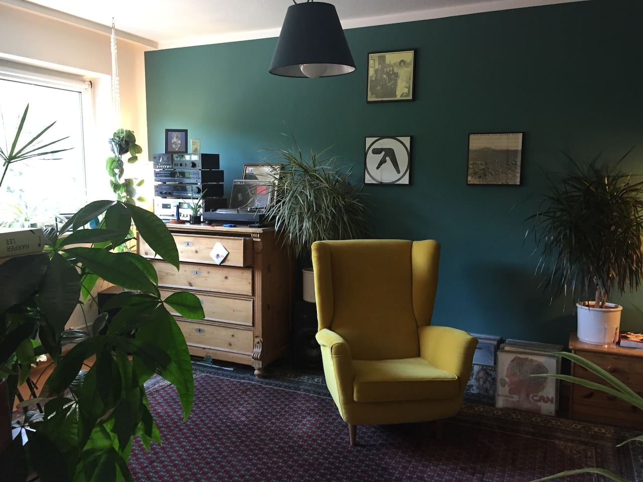 Wohnzimer / living room
