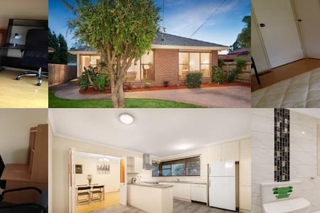 Bright Large Room in Bundoora - Bundoora