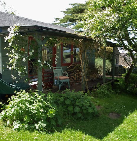 Garden Studio at The Woodbarn - Hexham