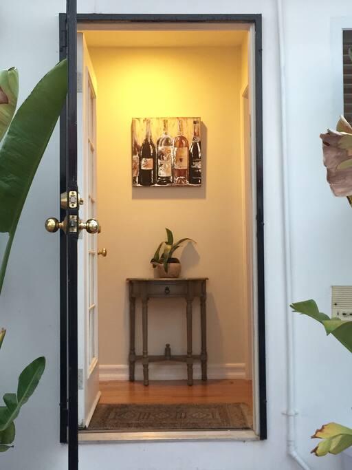 Guest Entrance Hallway