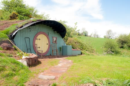 Hobbit House, Glamping underground! - Pengenffordd - Overig