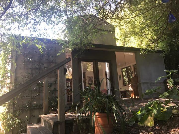 Enchanted Backyard Studio in North Berkeley