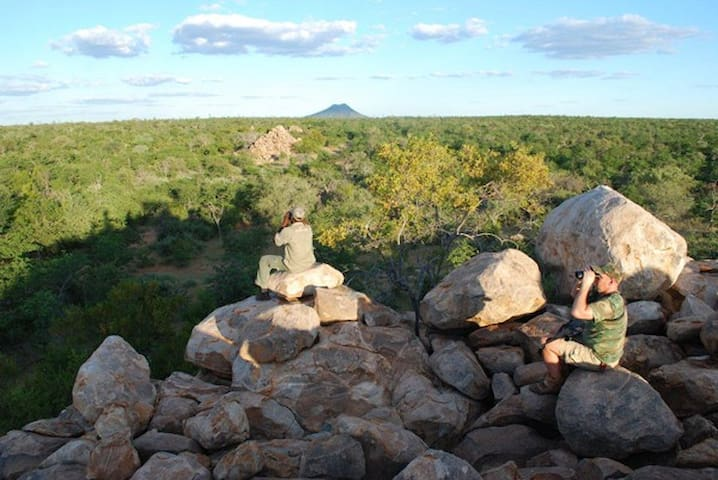 Mubuyu Safaris lodge- the best bushveld experience