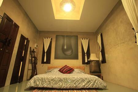 Tonyon room3- 2 Single beds, Farm view- Chiang Mai - 清迈 - 精品酒店