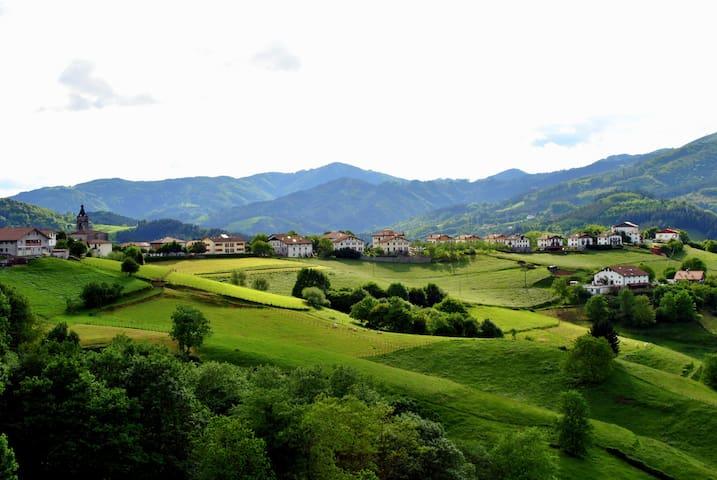 Agradable y tranquilo caserio en Altzo, Tolosaldea