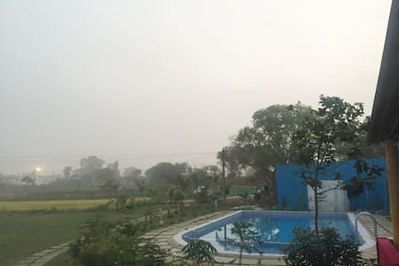 Farm house stay- village style - Moinabad, Hyd