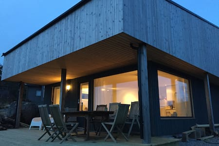 New cabin in the Ryfylke fjords - Fister - Cabin - 2