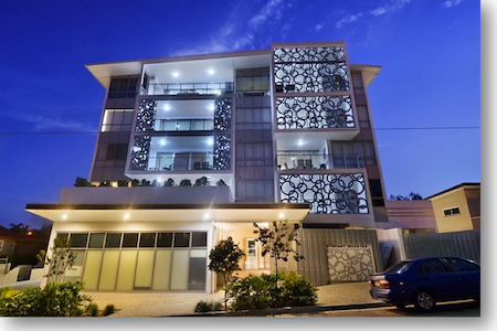 Modern 2 bed 1 bath at just 5min drive to CBD - Lutwyche