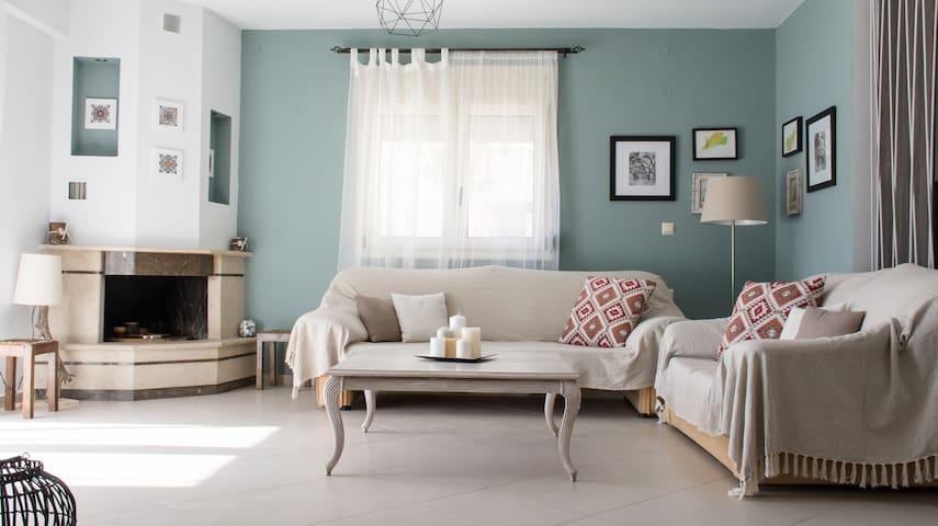 Nicki's cozy apartment !