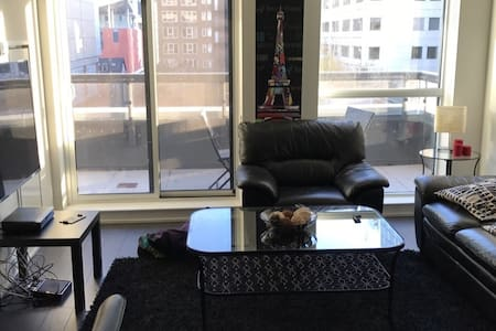 Downtown upscale room in heart of the city - Toronto - Apartment
