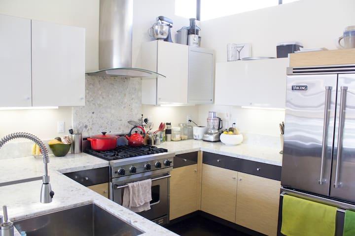 Level 3: Kitchen