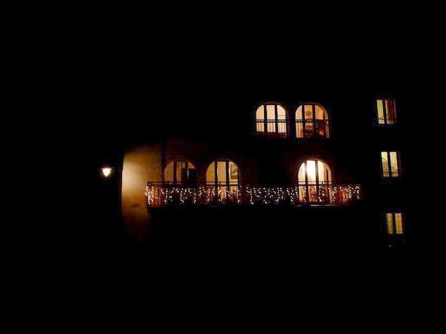Christmas at Villa Cadenza!!
