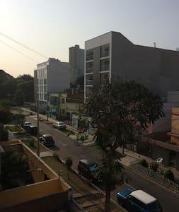 P/ bedroom-Shared bathroom - Distrito de Lima - Квартира