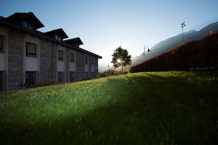 Casa Bruzolo Valle di Susa - Bruzolo - Byt