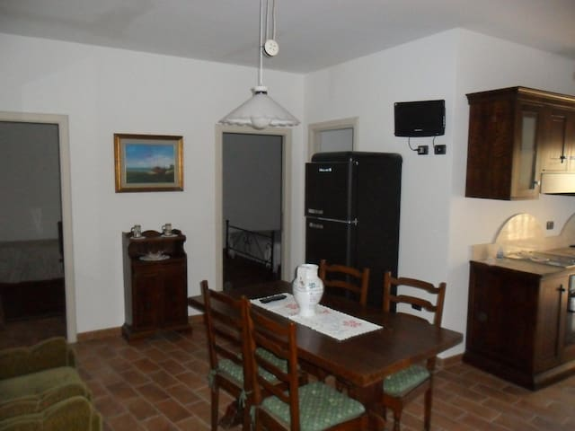 apartment for 3 people - Monte Santa Maria Tiberina - Apartment