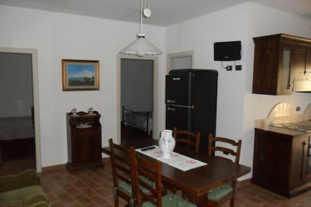 apartment for 3 people - Monte Santa Maria Tiberina - Wohnung