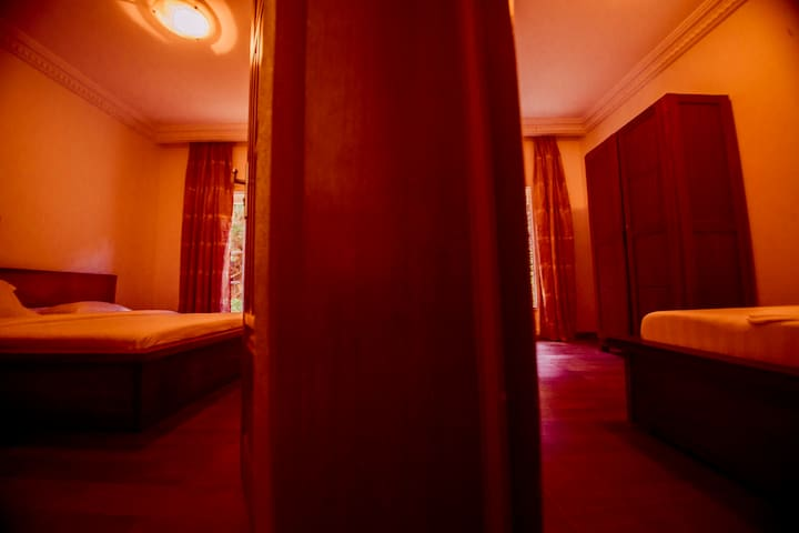 Chambres secondaires Dahlia