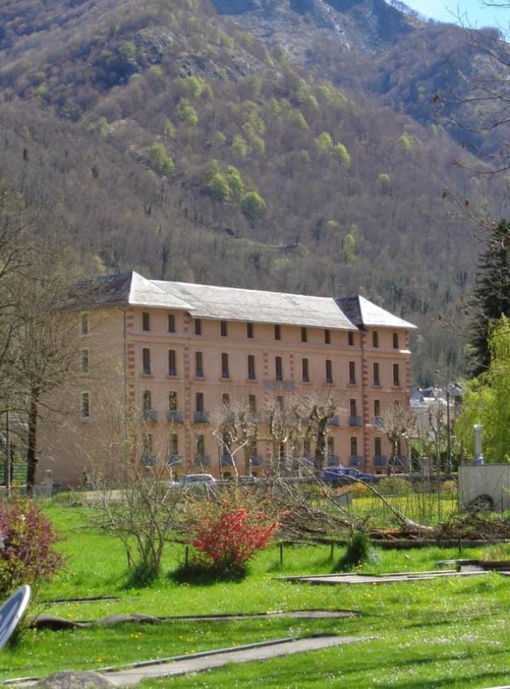 T2 résidence de qualité village thermal montagne