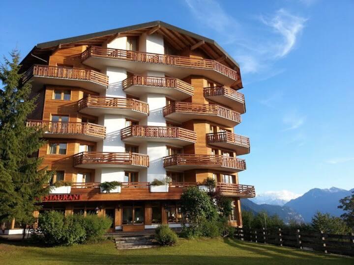 Charmant appartement 3 pièces à Villars / Vaud