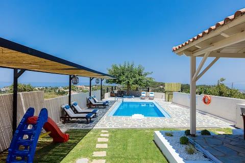 Dimitra Villa, peaceful haven!