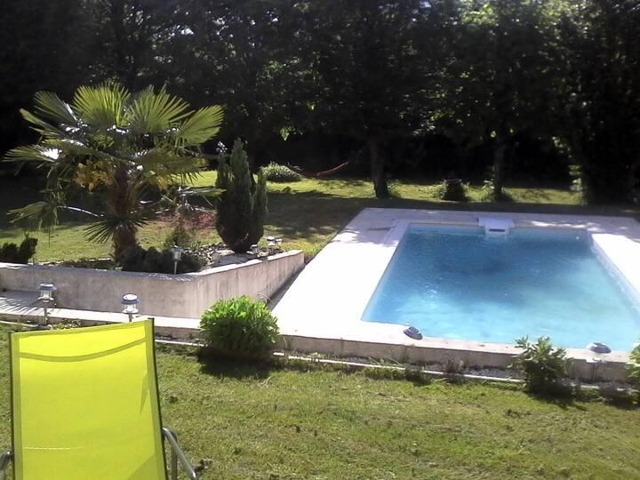 Castle, swimming pool, futuroscope, beauval zoo