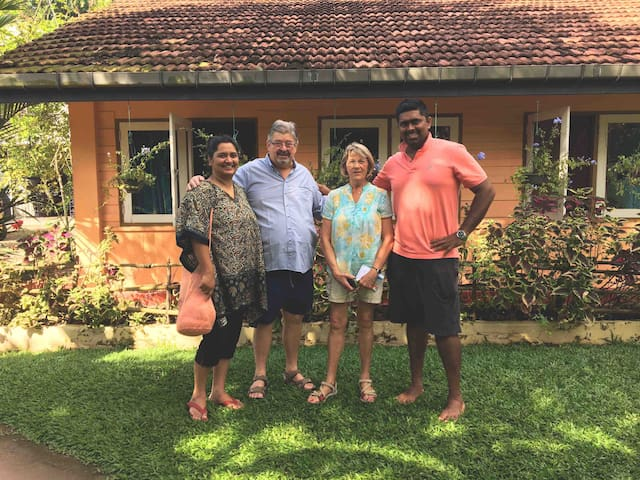 Navi's home stay