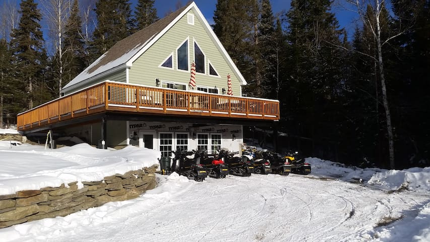 CAMP DAVID, SNOWMOBILE , ATV, AND LAKE ACCESS