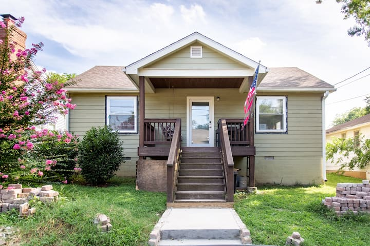 ENTIRE HOME, 6 BEDS, NEAR DOWNTOWN w/G00GLE FIBER