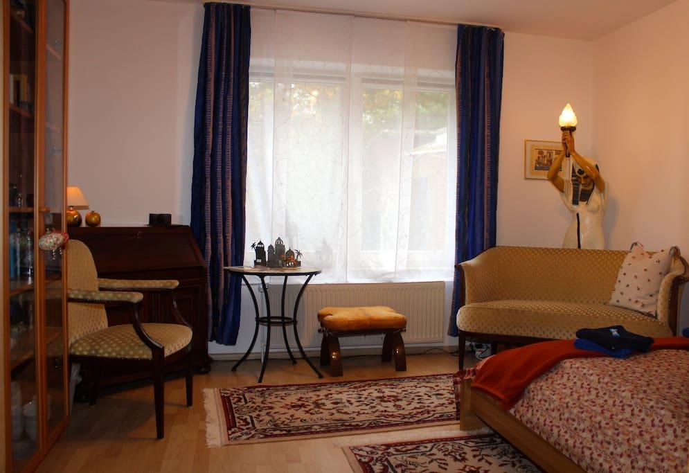 Herzlich willkommen in unserem Gästezimmer!