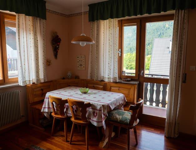 Appartamento Ambra, in the land of Three Borders