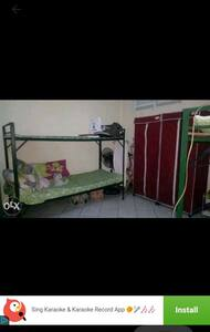 Female bed space for rent