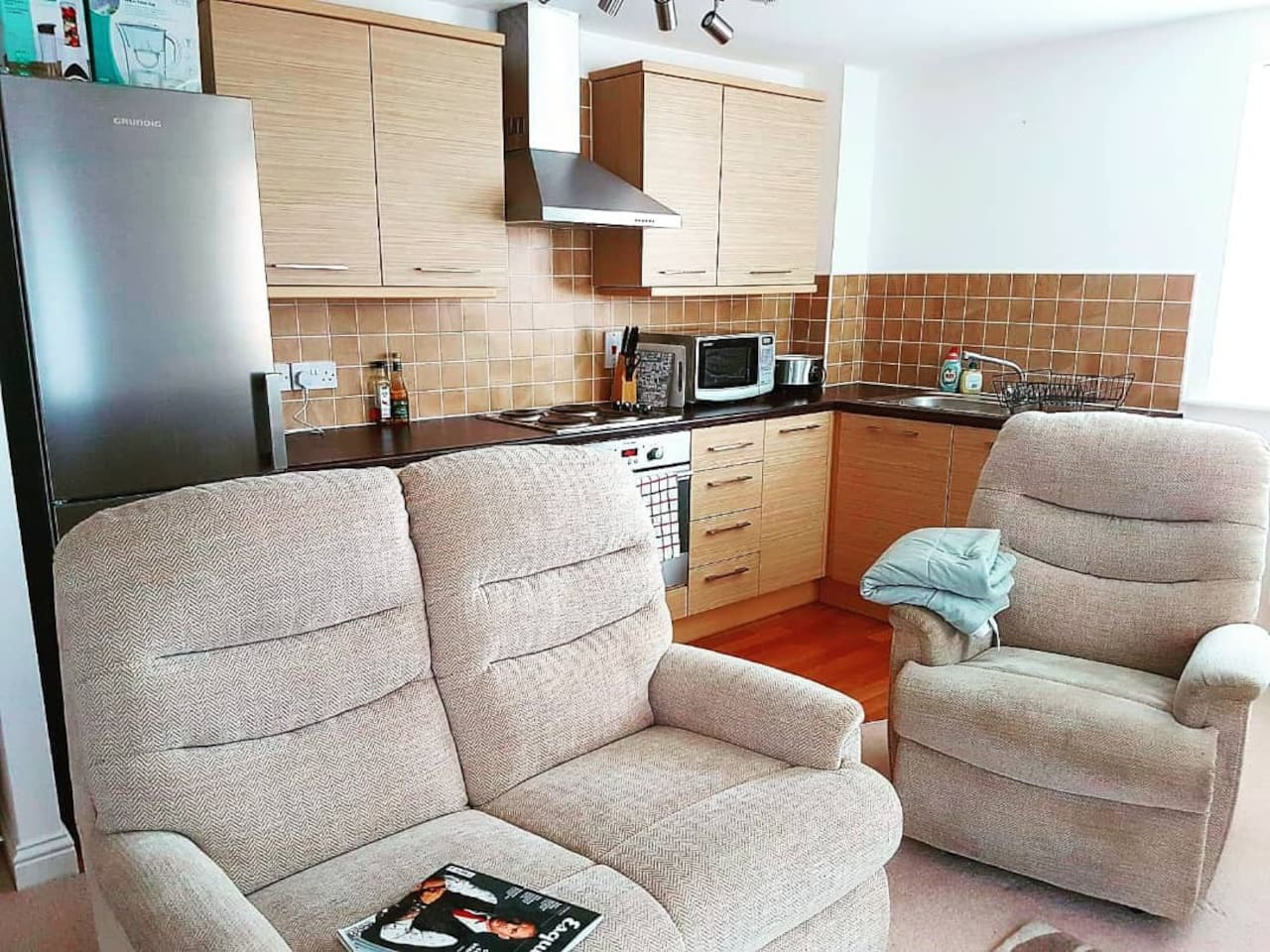 Comfortable Single room with private  bathroom