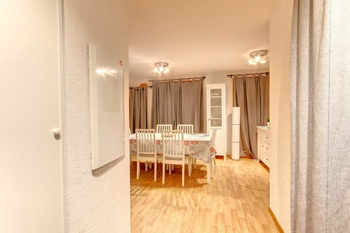 C45 Appartement 2 pieces cabine 6 personnes