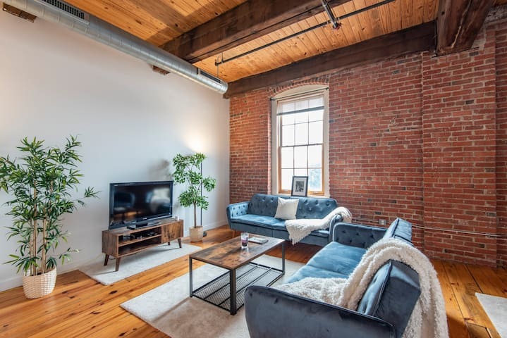 Lovely 1Bed Loft in Northern Liberties