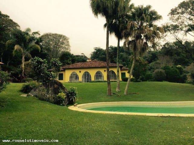 Casa em sitio Lindissimo 5 quartos - Teresópolis - Casa