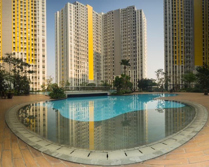Sewa Apartment Harian Summarecon Bekasi