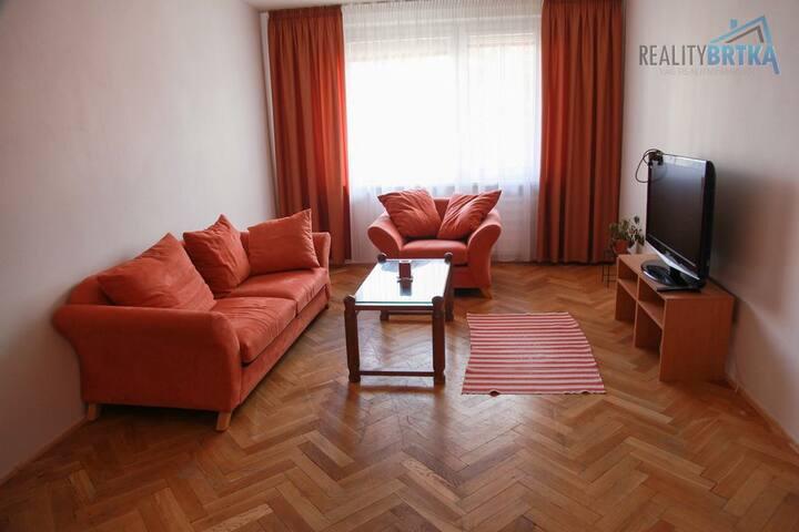 Príjemné bývanie 2 izbový byt Nitra