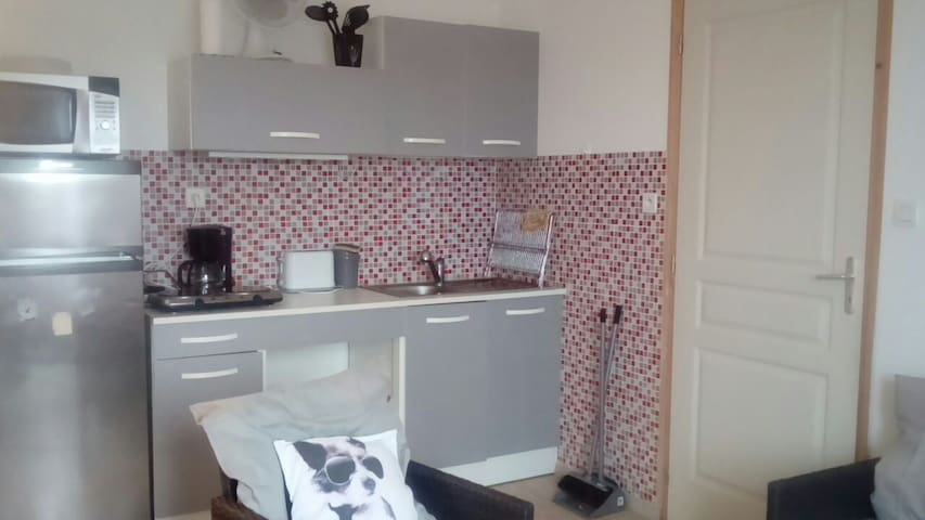 Appartement à la campagne flers - Saint-Clair-de-Halouze - Huoneisto