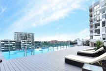 Facilities - Access to outdoor or indoor pools.