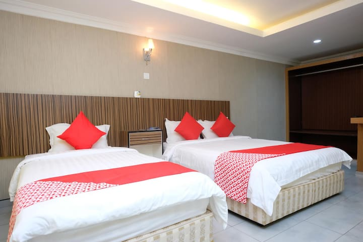 On Sale! Suite Triple@ Rayyan Soffea Hotel