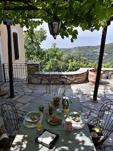 AppleChrys Pelion Mountain Retreat Guesthouse