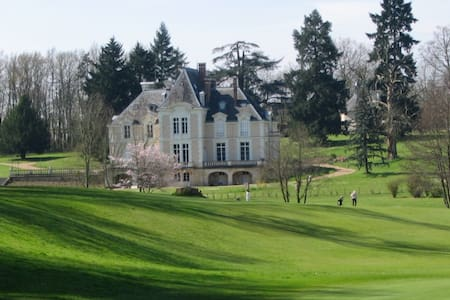 Chateau d'Ardree Suite II for 2pax B&B near Tours - Castle