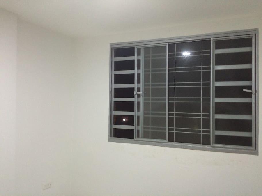 Buena ventilación y luz .