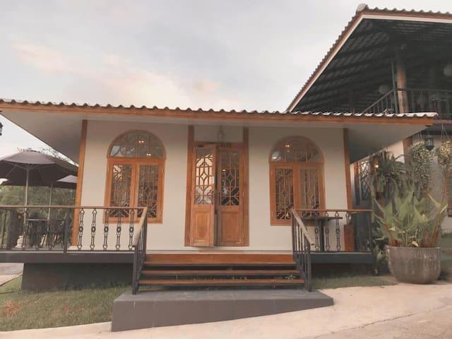 New Thai house farm style @Govinda Farm
