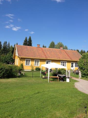 NYHAGEN Located in Toten, Norway. - Vestre Toten - Dům