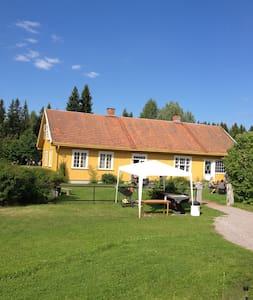 NYHAGEN Located in Toten, Norway. - Vestre Toten - Hus