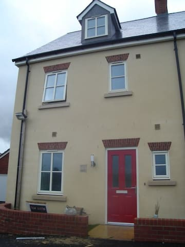 Shaftesbury  - Comfortable Double Room - Shaftesbury - House